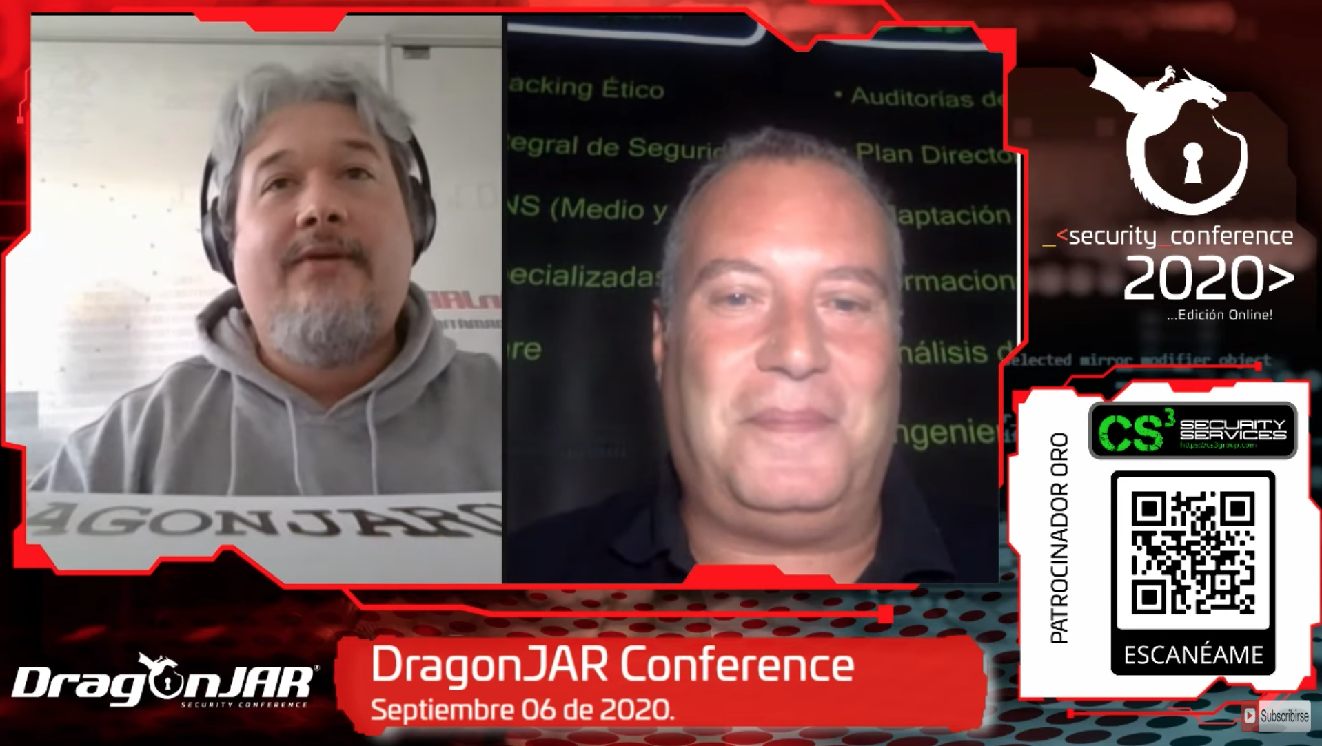 DragonJAR Security Conference 2020